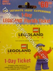 Legoland Florida One Day Adult Pass