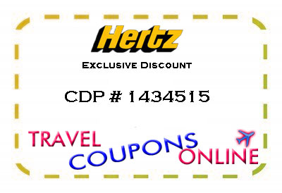 Hertz Discount Card