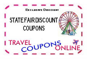 State Fair discount coupon