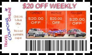 Budget Rental Car Coupons Free Weekend Day