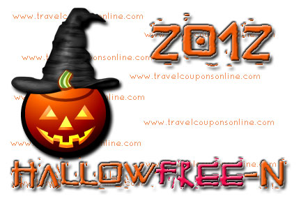 Free Halloween admission coupons