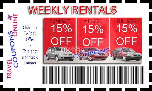 Avis discount coupon code