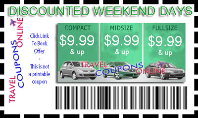 Enterprise Weekend Coupon