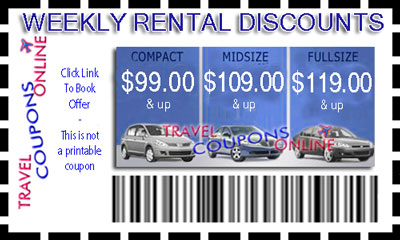 Alamo rental car coupons october 2018