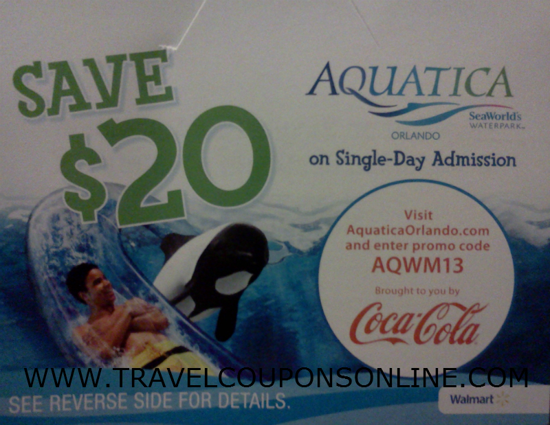 Sea World San Diego Discounts Review – McDonald's Discounts!