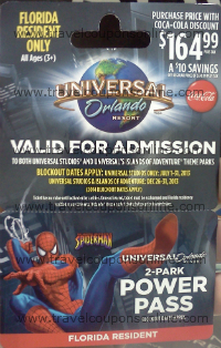 Welcome to the world's most complete guide to Universal Orlando's annual passes. Learn what the different levels are and which is the best to buy for you. UNIVERSAL STUDIOS FLORIDA AND ISLANDS OF ADVENTURE BLACKOUTS – Seasonal Pass. Jan. , FLORIDA RESIDENT ANNUAL PASSES. Two-park option Increase from Three-park.
