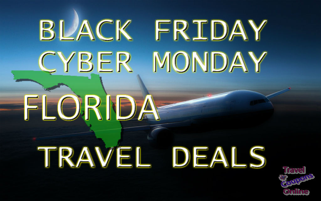2013 Black Friday Travel Deals