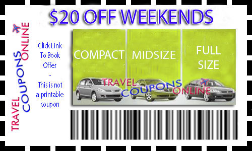 Hertz 20 off coupon