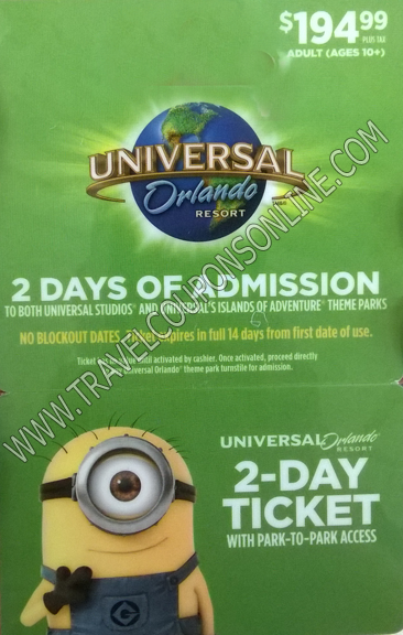 Universal Orlando Resort is a Theme Park in Orlando, Florida USA. It has many exciting and thrilling attractions for visitors. You can have an economical fun time at this Theme Park with Universal Orlando promotion codes and Discounts.