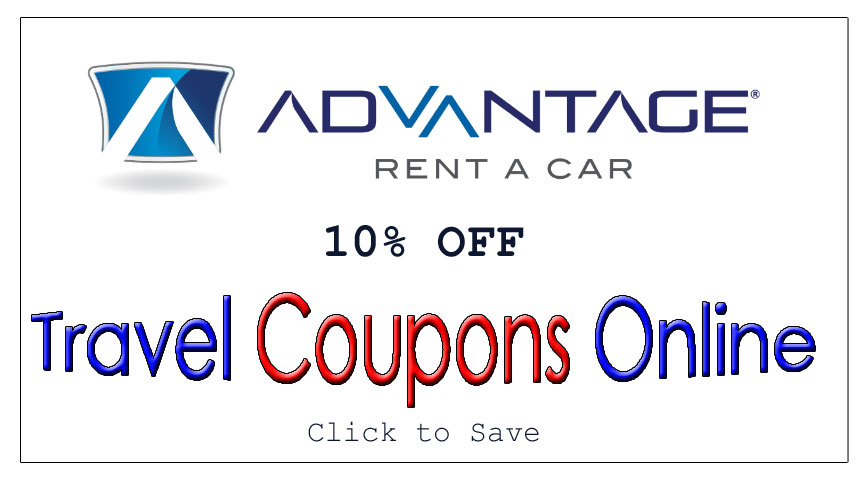Advantage Rent a Car coupon code
